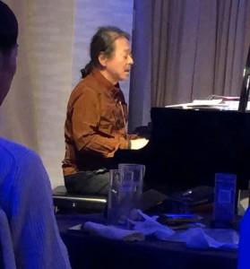 藤村麻紀&竹下清志Live3